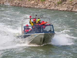 Snake River Mock Emergency
